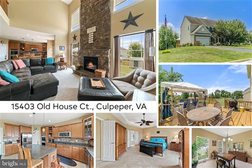 Photo of 15403 OLD HOUSE CT, CULPEPER, VA 22701 (MLS # VACU141916)