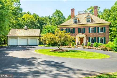 Photo of 8611 COUNTRY CLUB DR, BETHESDA, MD 20817 (MLS # MDMC678918)