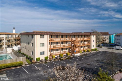 Photo of 14405 TUNNEL AVE #114A, OCEAN CITY, MD 21842 (MLS # MDWO112918)
