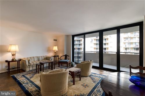 Photo of 4620 N PARK AVE #810E, CHEVY CHASE, MD 20815 (MLS # MDMC725920)