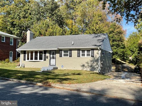 Photo of 7112 MASON ST, DISTRICT HEIGHTS, MD 20747 (MLS # MDPG2015920)