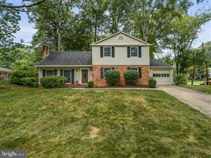 Photo of 4901 BAFFIN BAY LN, ROCKVILLE, MD 20853 (MLS # MDMC674922)