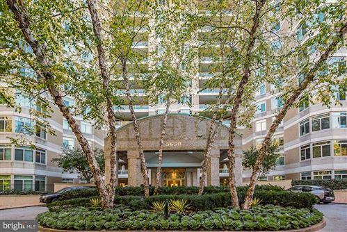 Photo of 5630 WISCONSIN AVE #1207, CHEVY CHASE, MD 20815 (MLS # MDMC741922)