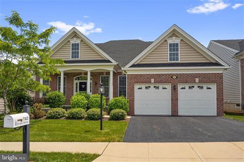 Photo of 743 HILLVIEW DR, COLLEGEVILLE, PA 19426 (MLS # PAMC695922)