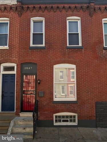 Photo of 1847 E WISHART ST, PHILADELPHIA, PA 19134 (MLS # PAPH965922)