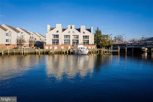 Tiny photo for 103 CAMBRIDGE LNDG #B, CAMBRIDGE, MD 21613 (MLS # MDDO126926)