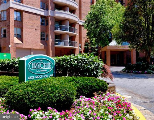 Photo of 4808 MOORLAND LN #502, BETHESDA, MD 20814 (MLS # MDMC712926)