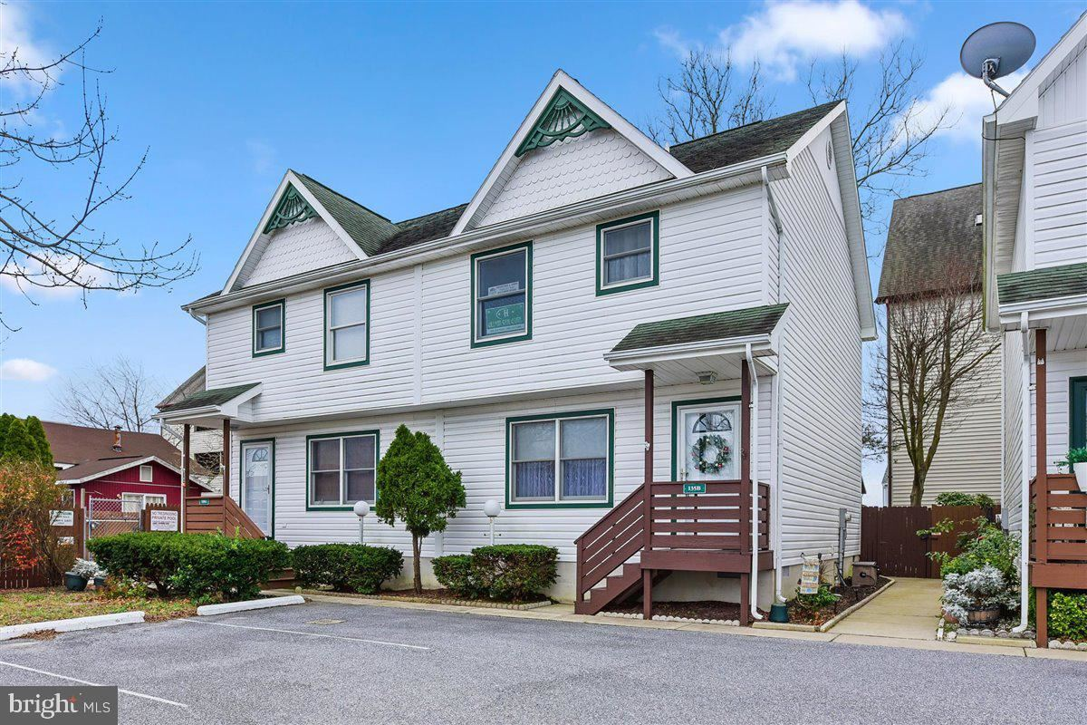Photo for 135-B CAPTAINS QUARTERS RD, OCEAN CITY, MD 21842 (MLS # MDWO118926)