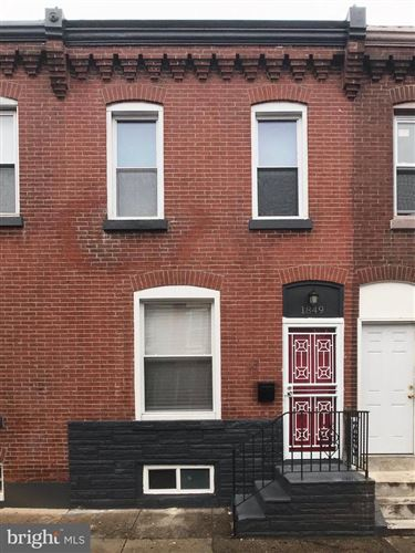 Photo of 1849 E WISHART ST, PHILADELPHIA, PA 19134 (MLS # PAPH965928)