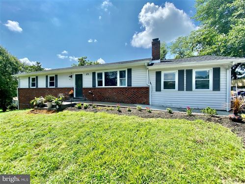 Photo of 495 ARMIGER RD, HUNTINGTOWN, MD 20639 (MLS # MDCA177930)