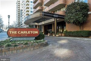 Photo of 4550 N PARK AVE #812, CHEVY CHASE, MD 20815 (MLS # MDMC686930)