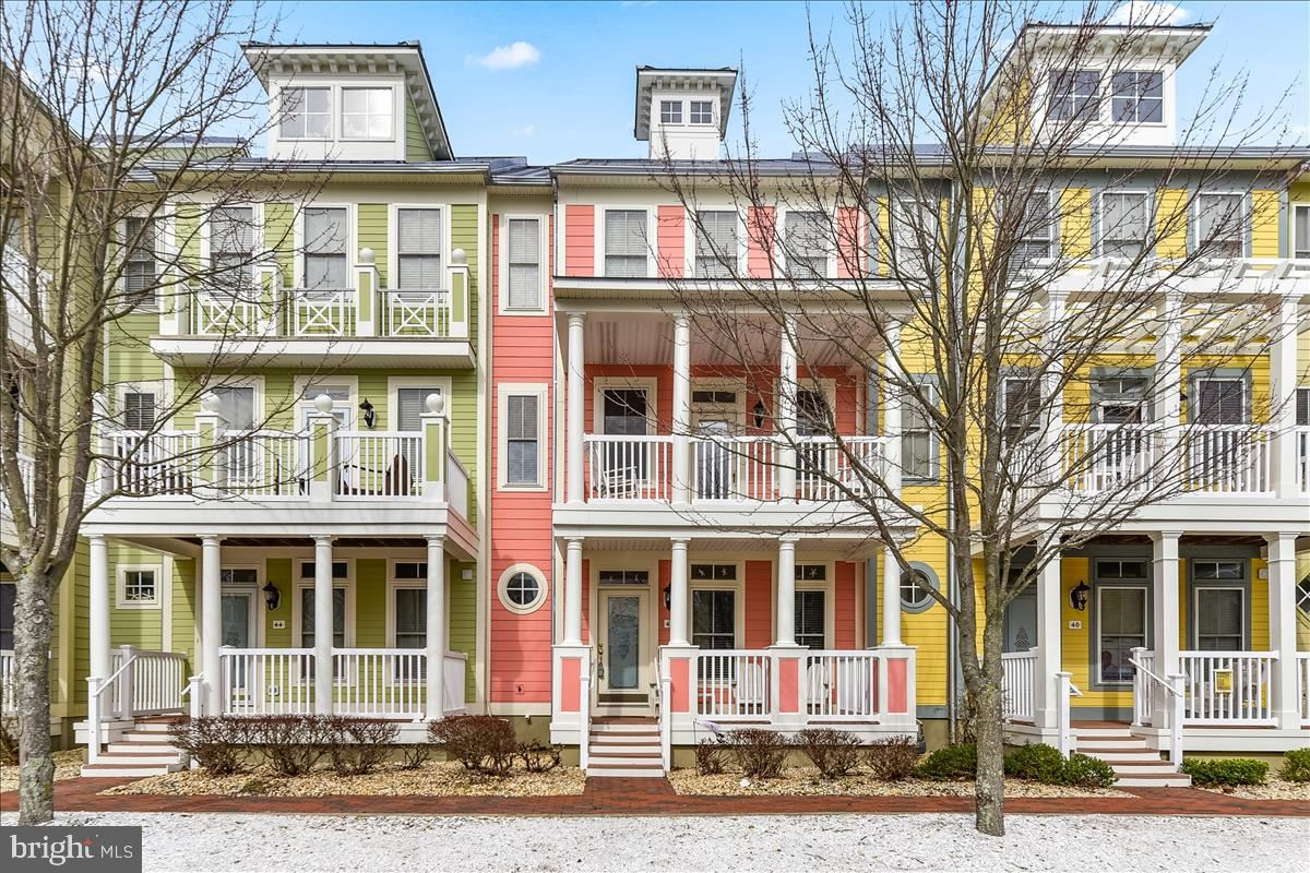 Photo for 42 S SUNSET ISLAND DR #42AY1, OCEAN CITY, MD 21842 (MLS # MDWO109930)