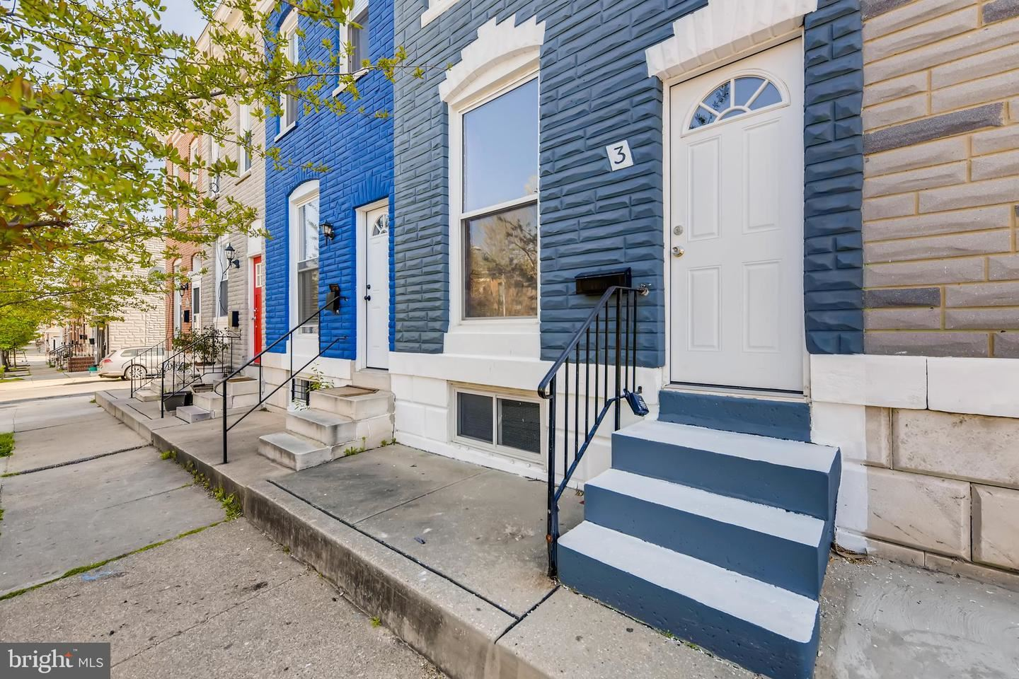 3 N EAST AVE, Baltimore, MD 21224 - MLS#: MDBA550932