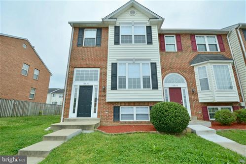 Photo for 10831 NAUTICA PL, WHITE PLAINS, MD 20695 (MLS # MDCH213936)