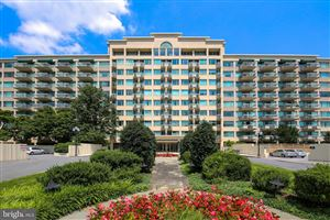 Photo of 5450 WHITLEY PARK TER #205, BETHESDA, MD 20814 (MLS # MDMC668936)