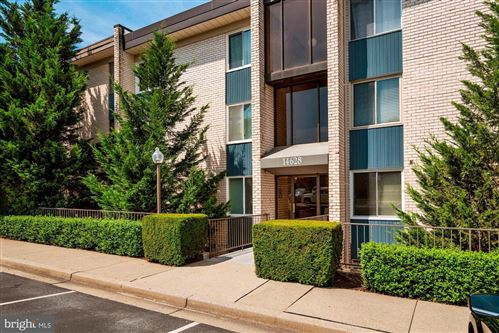 Photo of 14628 BAUER DR #1, ROCKVILLE, MD 20853 (MLS # MDMC717936)