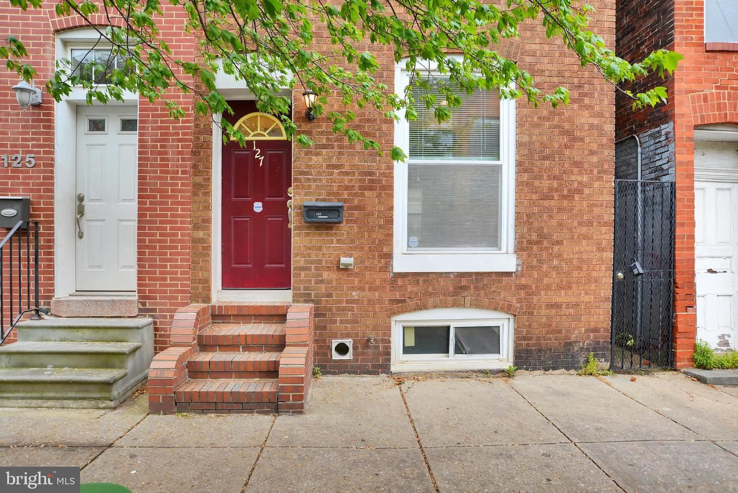 127 S ANN ST S, Baltimore, MD 21231 - MLS#: MDBA547936