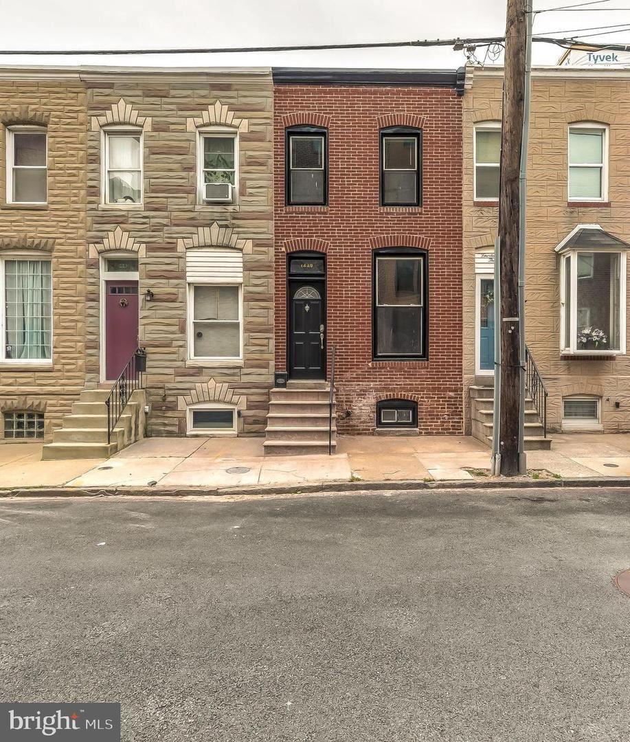 1440 HAUBERT ST, Baltimore, MD 21230 - MLS#: MDBA548938
