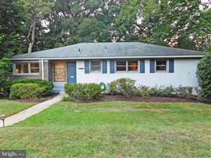 Photo of 3311 BROOKLAWN TER, CHEVY CHASE, MD 20815 (MLS # MDMC671940)