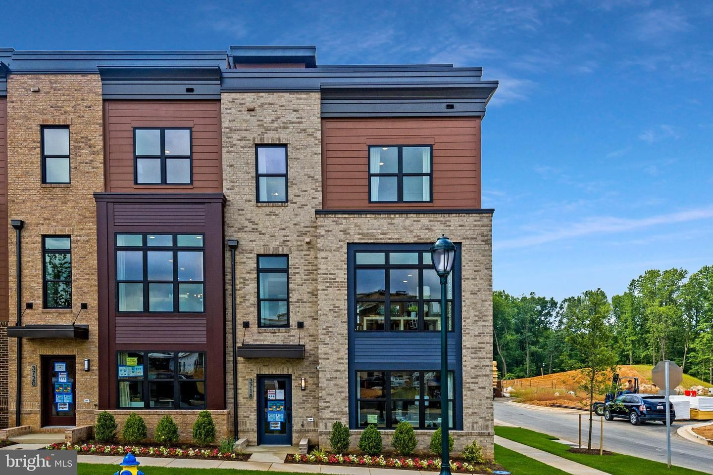 Photo of 3432 WOOD ASTER PL #THE CARTER LOT 409, ROCKVILLE, MD 20852 (MLS # MDMC2006940)