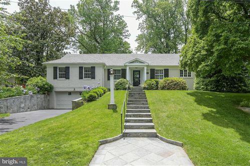 Photo of 3604 DUNLOP ST, CHEVY CHASE, MD 20815 (MLS # MDMC700942)