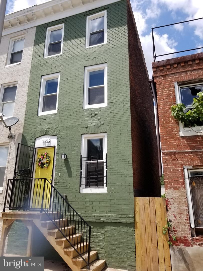 1502 MCHENRY ST, Baltimore, MD 21223 - MLS#: MDBA538942