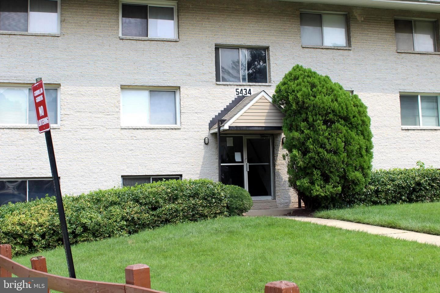 Photo for 5434 85TH AVE #102, NEW CARROLLTON, MD 20784 (MLS # MDPG2004944)