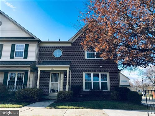 Photo of 870 WATERFORD DR, FREDERICK, MD 21702 (MLS # MDFR257946)