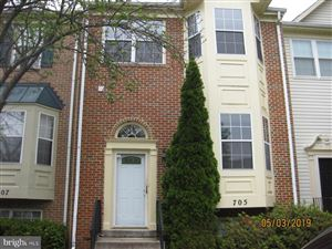 Photo of 705 FARAWAY CT, BOWIE, MD 20721 (MLS # MDPG527946)