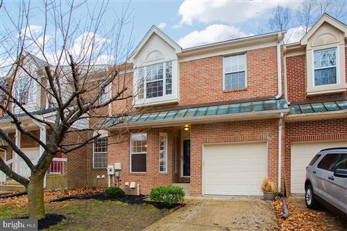 Photo of 11620 TUSCANY DR, LAUREL, MD 20708 (MLS # MDPG555946)