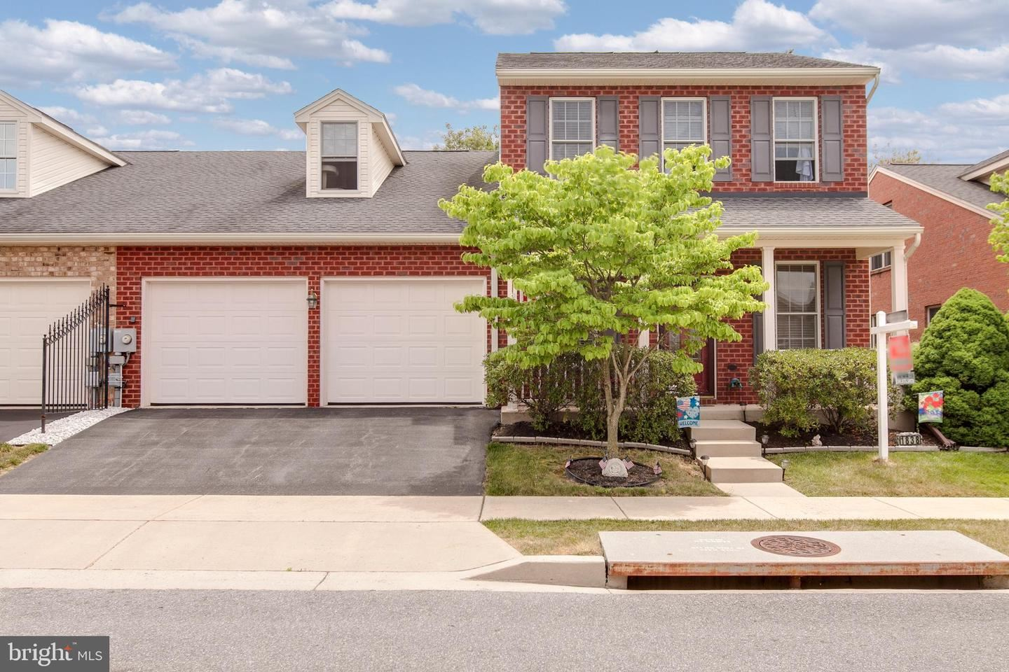 1838 MERIDIAN DR, Hagerstown, MD 21742 - #: MDWA172946