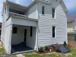 Tiny photo for 45 MARION ST, CUMBERLAND, MD 21502 (MLS # MDAL131948)