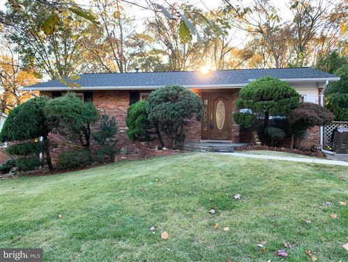 Photo of 1723 EVELYN DR, ROCKVILLE, MD 20852 (MLS # MDMC685948)