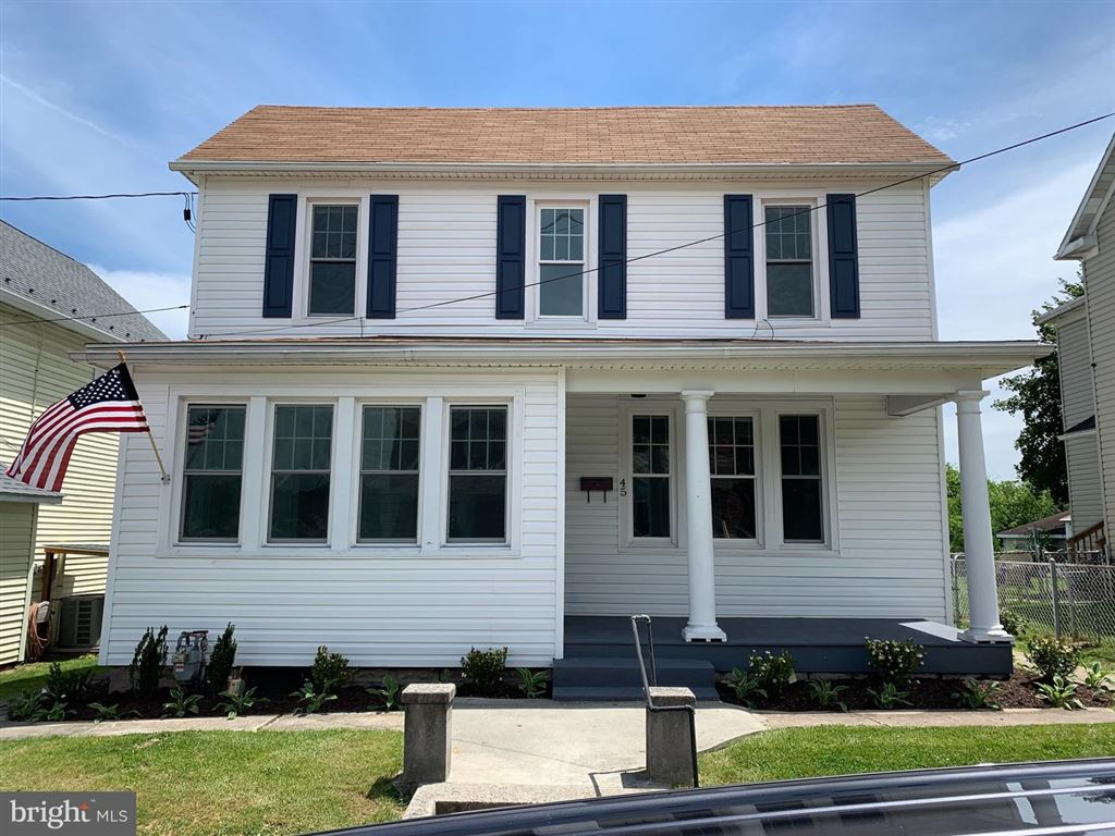 Photo for 45 MARION ST, CUMBERLAND, MD 21502 (MLS # MDAL131948)