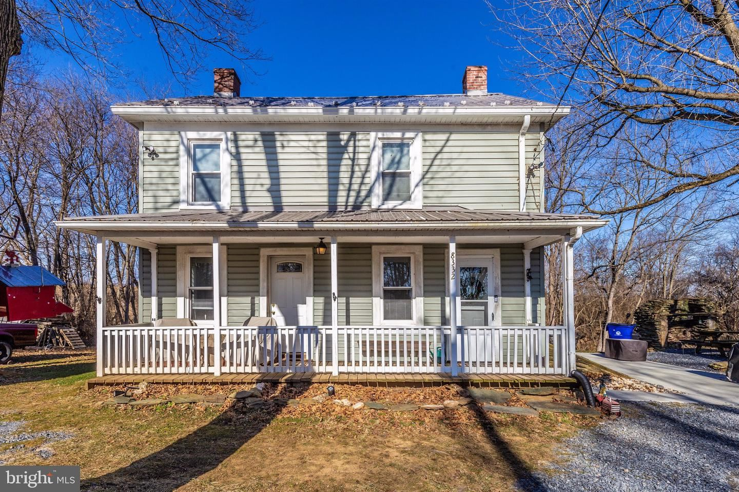 Photo of 8332 SHANK RD, MIDDLETOWN, MD 21769 (MLS # MDFR276948)