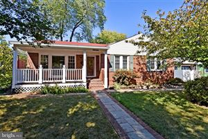Photo of 4903 ASBURY LN, BETHESDA, MD 20814 (MLS # MDMC683950)