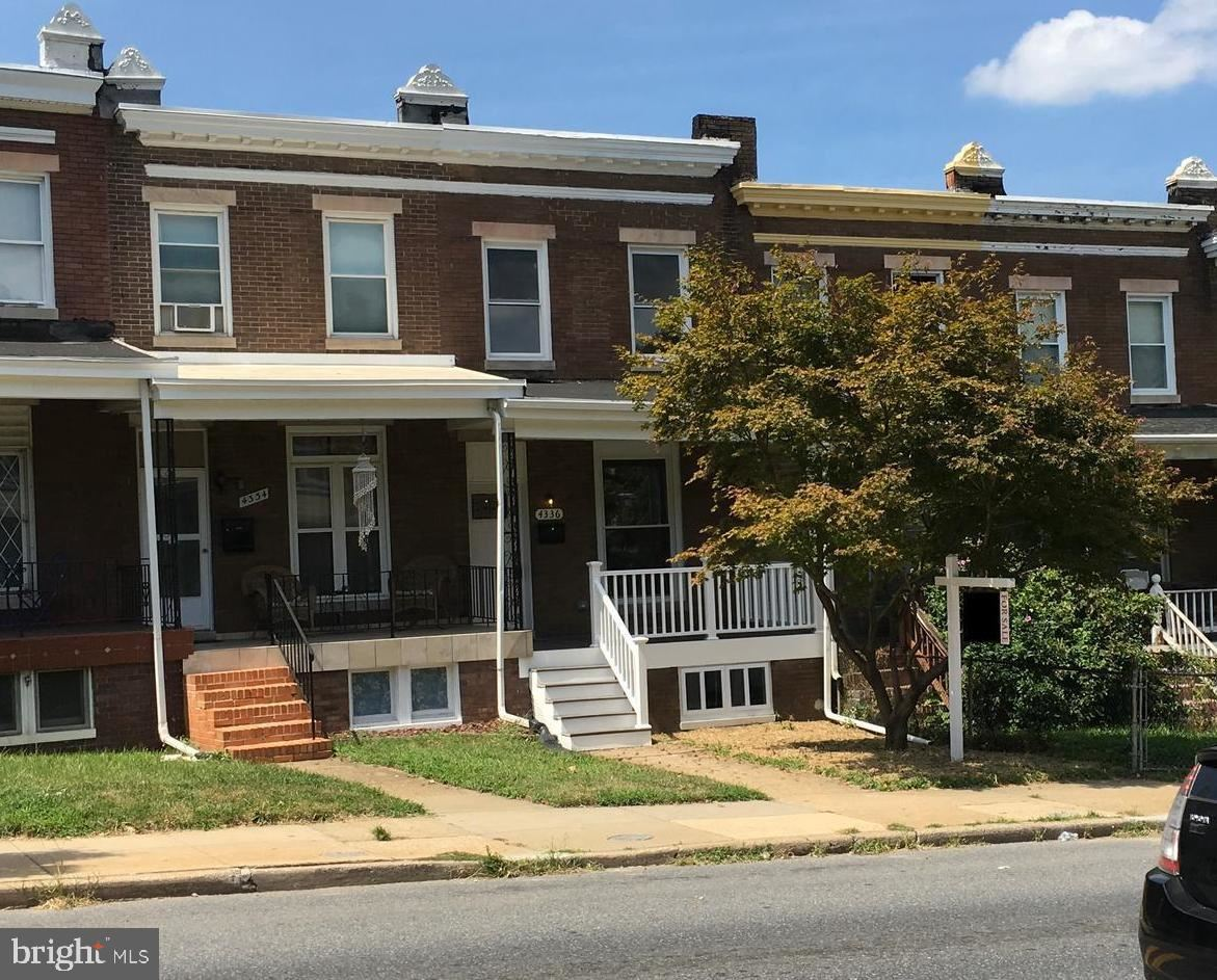 Photo for 4336 FALLS RD, BALTIMORE, MD 21211 (MLS # MDBA479952)