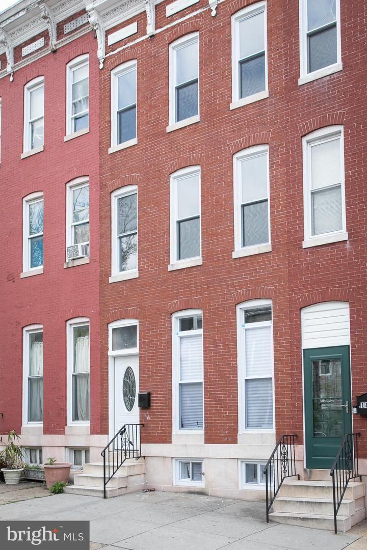 1809 N CAROLINE ST, Baltimore, MD 21213 - MLS#: MDBA546952