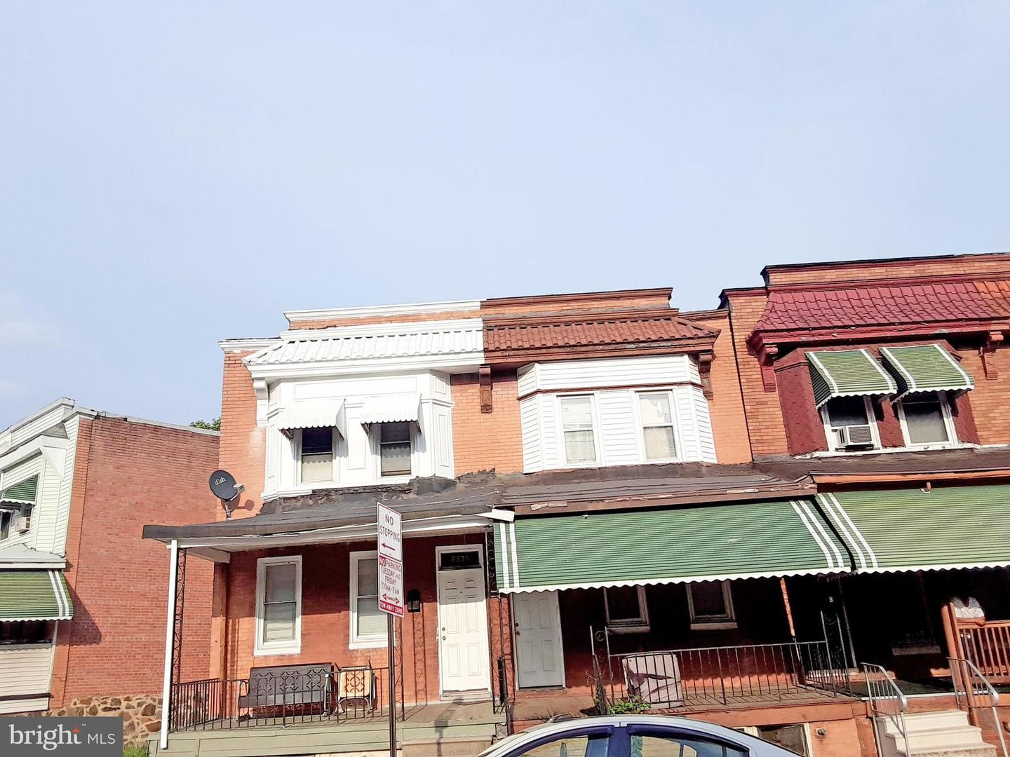 2233 HOMEWOOD AVE, Baltimore, MD 21218 - MLS#: MDBA548952