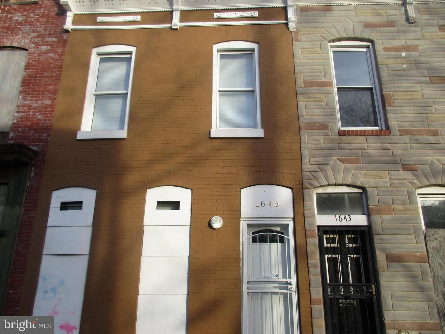 Photo for 1645 N SPRING ST, BALTIMORE, MD 21213 (MLS # MDBA535954)