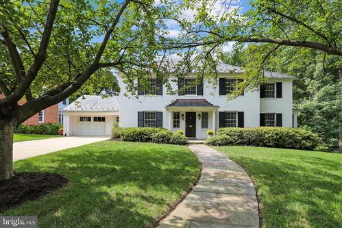 Photo of 8204 KERRY RD, CHEVY CHASE, MD 20815 (MLS # MDMC725956)