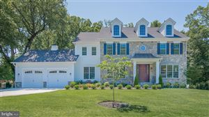 Photo of 3708 CARDIFF CT, CHEVY CHASE, MD 20815 (MLS # MDMC658958)