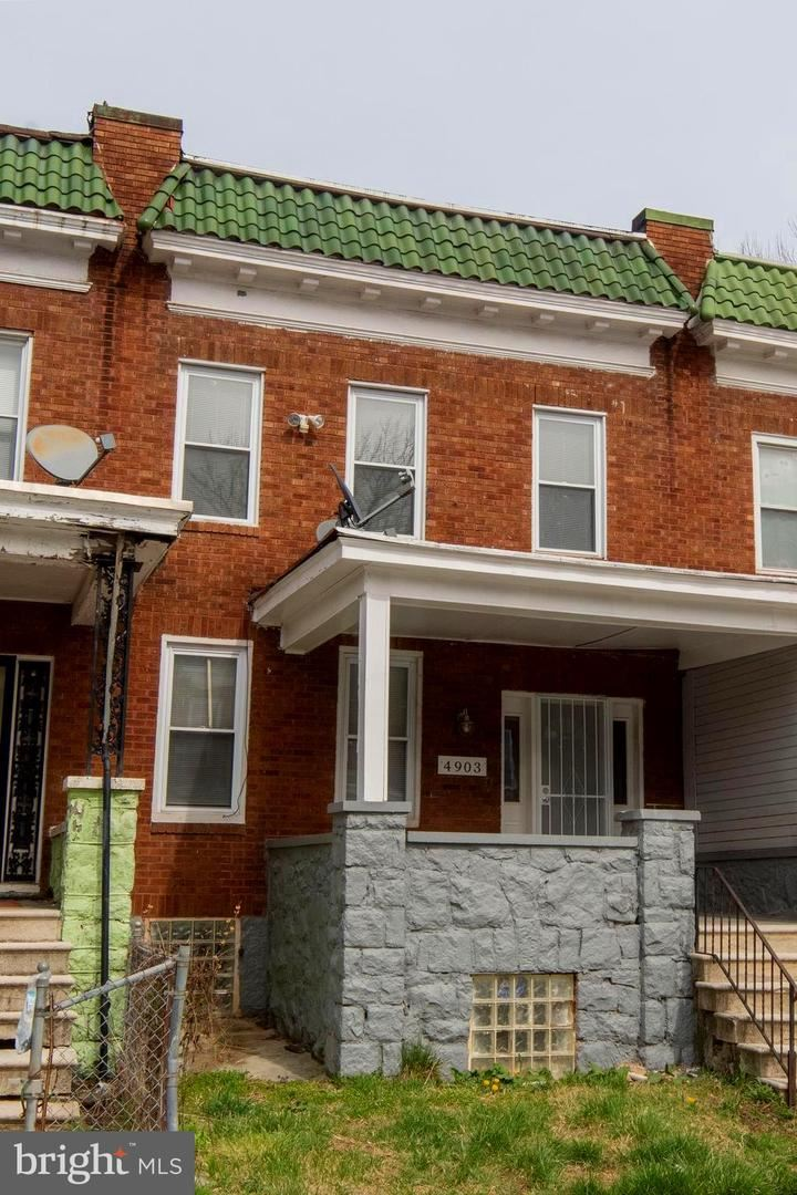 4903 QUEENSBERRY AVE, Baltimore, MD 21215 - MLS#: MDBA544958