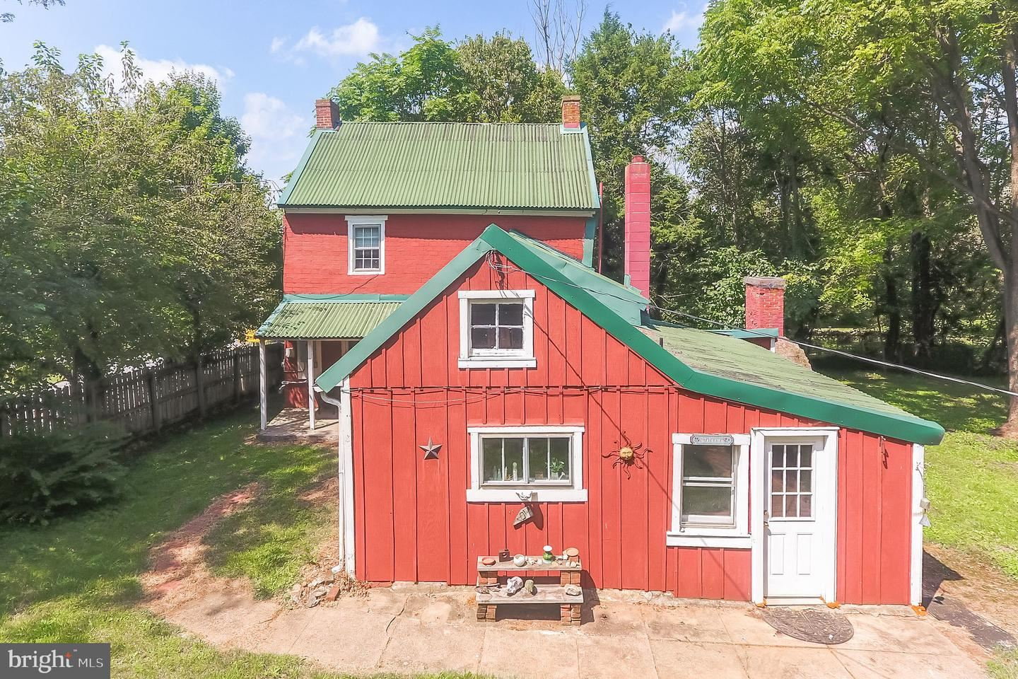 Photo of 8619 MAPLEVILLE RD, BOONSBORO, MD 21713 (MLS # MDWA179958)