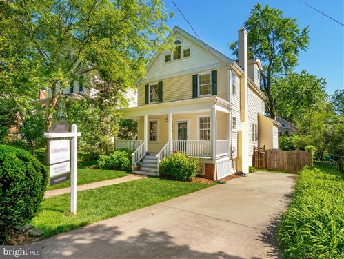 Photo of 155 QUINCY ST, CHEVY CHASE, MD 20815 (MLS # MDMC756962)