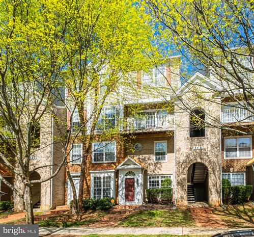 Photo of 341 FALLSGROVE DR #42, ROCKVILLE, MD 20850 (MLS # MDMC755966)