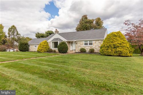 Photo of 495 LAWRENCE RD, HUNTINGDON VALLEY, PA 19006 (MLS # PAMC694966)