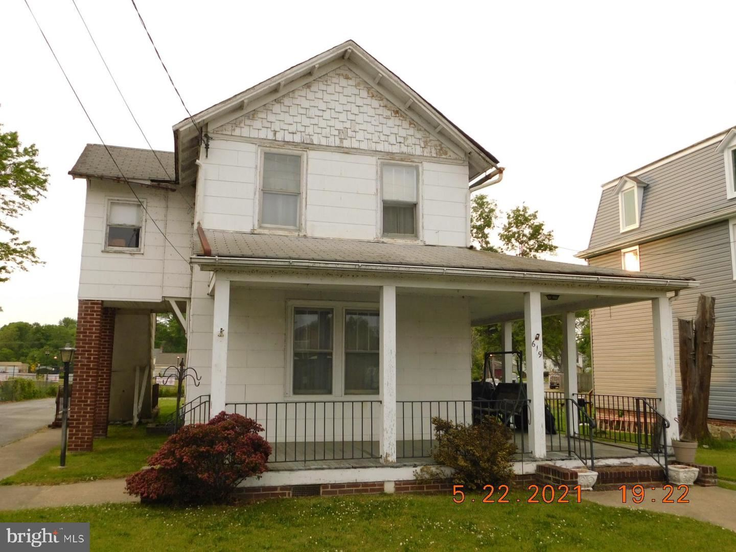 619 BROAD ST, Perryville, MD 21903 - MLS#: MDCC174966