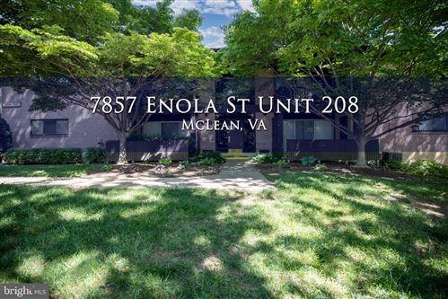 Photo of 7857 ENOLA ST #208, MCLEAN, VA 22102 (MLS # VAFX1200968)