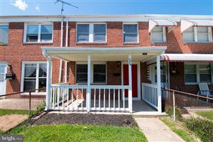 Photo of 7834 ST CLAIRE LN, BALTIMORE, MD 21222 (MLS # 1002297970)
